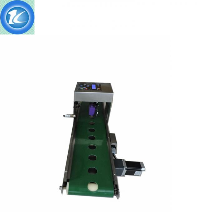 High Resolution Batch Number Printing Machine Small Characters Exclusively
