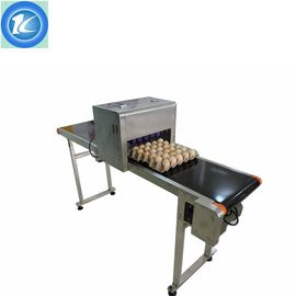China Electrical Egg Batch Number Printing Machine , Date And Batch Printing Machine supplier